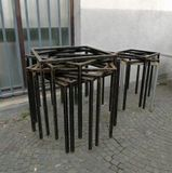 metal table structures