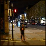 night visions * sauchiehall, glasgow