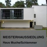 The home of Oskar Schlemmer in Dessau