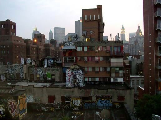 Chinatown Roofscape