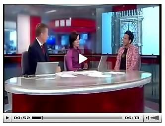 BBC Breakfast Interview - Stopped Clocks
