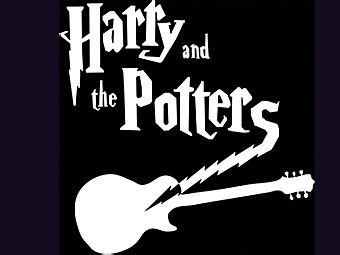Harry and the Potters play London!