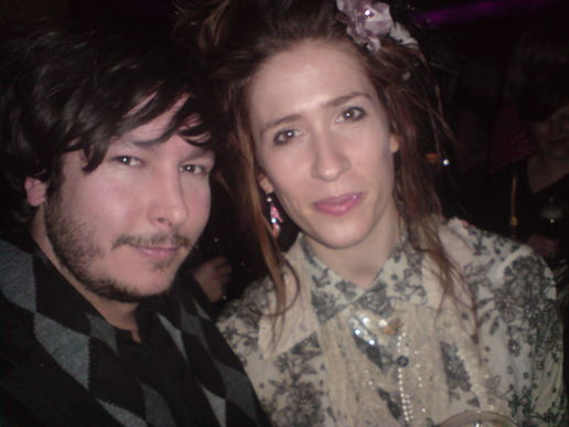 @imogenheap and I decided this was a good photo of us