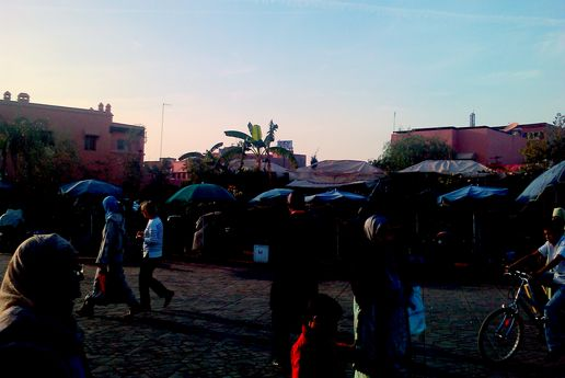 Marrakech: Day Two (part one)