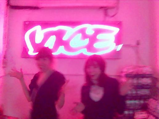 The vice girls