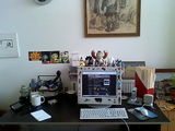 At last! A clean desk