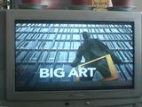 Big Art on telly now!