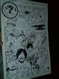 Evan dorkin bill and ted original art