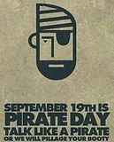 International Talk Like a Pirate Day!