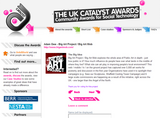 UK Catalyst Awards - please vote!
