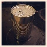 Dinner roulette, unnamed tin. #MealOrNoMeal