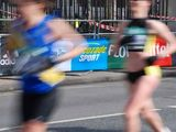 London Marathon Motion Study