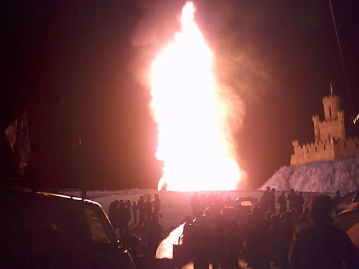Big Ass Bonfire