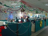 Christmas Hits the office Again