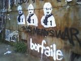 MonkeeSee says: bon faile. Williamsburg, Brooklyn, NY