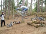 riding high at Chicksands