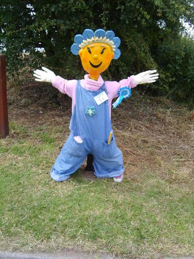 Muston Scarecrow Feastival