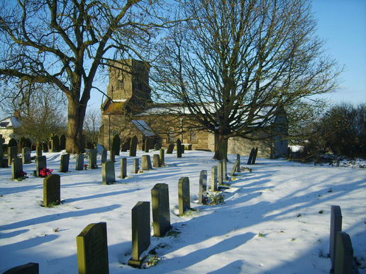 Reighton Church - St Peters