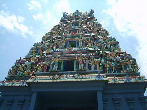 Sri Srinivasa Perumal temple - Singapore