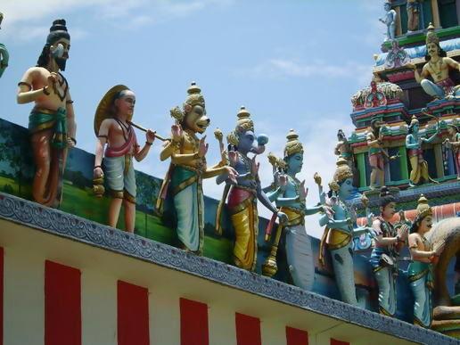 Sri Srinivasa Perumal temple - Singapore