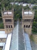 Durham cathedral tower