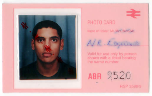 ID week: Travelcard, circa 1997
