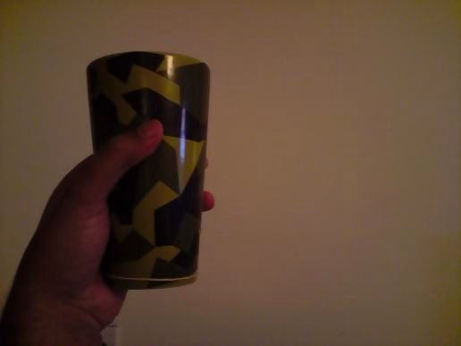 My camo cup runneth over