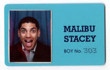 ID week: Malibu Stacey membership card, circa 1995