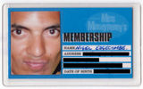 ID week: Miss Moneypenny's membership card, circa 1997