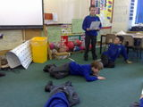 Acting out Aztec myths