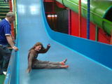 Fun at Play Zone - The Death Slide