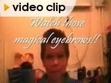Harry and the Magical Eyebrows!!