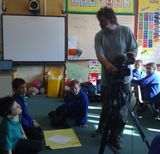 Here is Martin teaching us all about film making.