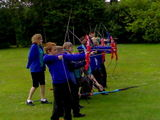 More archery photos
