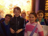 Our visit to Cadbury World