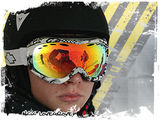 Skiing Photography Manipulation
