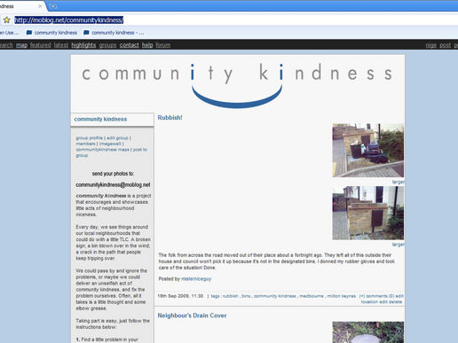 community kindness