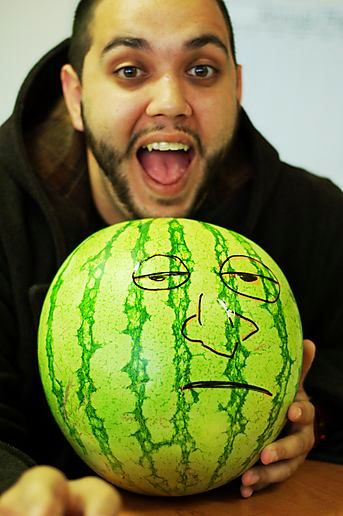 Rick G & the happy melon: