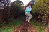 saturday's jump down the leafy track: