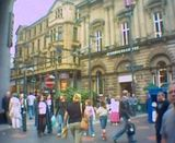 Leeds centre, car-free