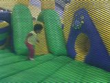 exploring bounce houses -- test