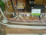 Mississipi paddle steamer sold as seen
