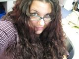Me and my curly hair