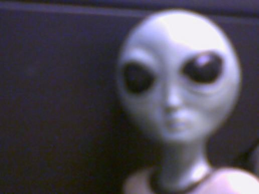 articles on aliens not existing
