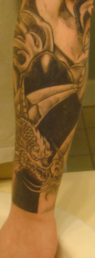 Lower Arm - 2nd Session - Shading