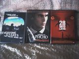 3 new DVDs