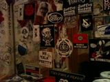 Punk rock bathroom
