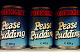 I forsee pease pudding in your future...