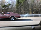 smokin' up the highway