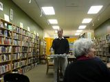 Waltham's Indy bookstore brings in some great authors.